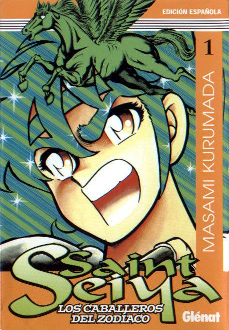 Saint Seiya – Manga | AnimeLatin